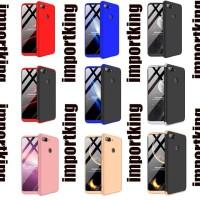Xiaomi mi8 lite mi 8 lite 360 protection slim matte case - all color