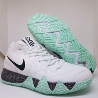 Sepatu Basket Nike Kyrie Irving White Mint Green Man Murah