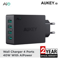 Aukey Charger 4 Port AiPower PA-U36