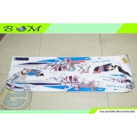 Striping Stiker Sticker decal yamaha xeon gt 125 SAO SWORD ART ONLINE1