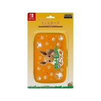 Switch Pokemon Let's Go EVA Pouch Hard Case Eevee ORIGINAL Nintendo