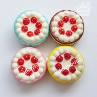 Squishy Murah Strawberry Birthday Cake