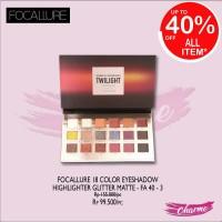 (READY JKT!) Focallure eyeshadow 18 color Twilight FA40 FA 40