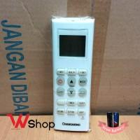 REMOTE/REMOT AC CHANGHONG ORIGINAL - Air Conditioner