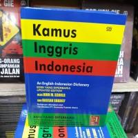 kamus bahasa inggris indonesia edisi yang diperbarui by john m echols