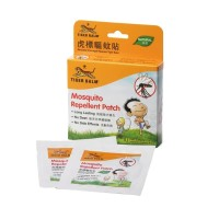 Tiger Balm Mosquito Repellent Stiker Anti Nyamuk 10 Patch