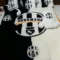 Karpet Karakter Bola Persib, Juventus, Chelsea, AC Milan, Barcelona