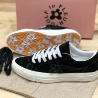 Converse One Star Golf Le Fleur Black White