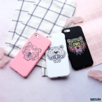 KENZO CASE - 360 full cover - ALL IPHONE - Oppo A7 F1s, F3, F5, F7,