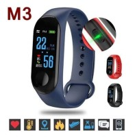 Jam Tangan Joging/Lari/Olahraga/Jam Tangan Pria/Smart Watch M3 Plus