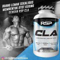 Dijual Rsp Cla 180 Softgels Fat Burner Omega 3