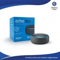 Amazon Echo Dot 3rd Gen Alexa Voice Control Smart Speaker Charcoal