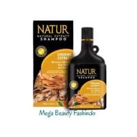 Natur Shampo Shampoo Extract Ginseng 140ML