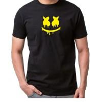 Kaos Baju T Shirt Distro Marshmello EDM X9513