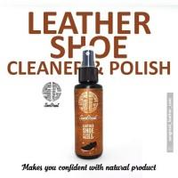 Semir sepatu kulit-leather shoe cleaner and polish, leather care