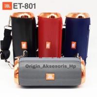 Speaker Bluetooth JBL ET-801 Portable Wireless Speaker JBL ET 801