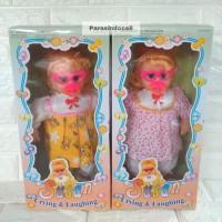 Mainan Anak Boneka Susan Bisa Nangis dan Suara