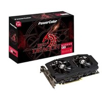 PowerColor Red Dragon Radeon™ RX 580 8GB GDDR5