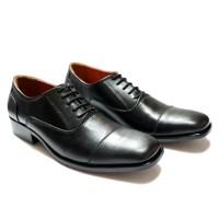 sepatu pantofel asli kulit ( tipe : 591 )