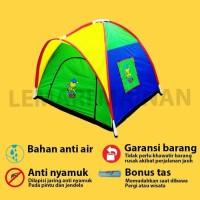 TENDA ANAK CAMP TENT LOKAL 140X140CM TEN-0145