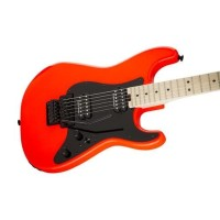 Charvel Pro Mod So-Cal Style 1 Electric Guitar Maple FB Rocket Red sl