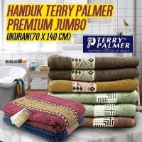 Handuk Terry Palmer Premium Corak uk.70x140cm RANDOM