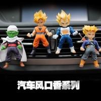 Parfum Pengharum Mobil Karakter Dragon Ball 2nd Edition