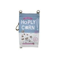 (HS04105) Shifra - Tas Selempang Unik Wanita Remaja Snack Popcorn