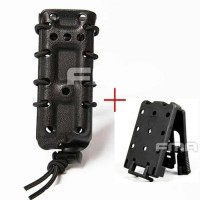 pouch magazine G code style 99mm tactical magazen holster-hitam