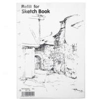 Lyra Refill Sketchbook A4 30 lembar