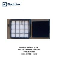 HEPA ASSY VACUUM CLEANER ELECTROLUX TYPE ZMO1520 KODE : DM.70 DM.78