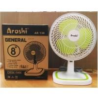 "Kipas Angin Meja 8"" General Arashi / Desk Fan"