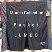 Celana pendek basket kolor santai bahan paragon ukuran BIG SIZE.