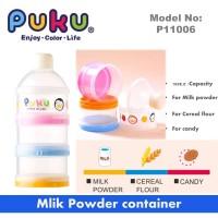Puku Milk Powder Container 100 ML - 11006 BPA FREE Tempat Susu Bubuk