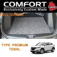 Karpet Mobil Comfort Premium HRV 2 Baris + Bagasi