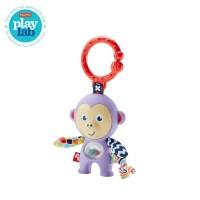 Fisher Price Monkey Rattle - Mainan Gantung Anak Bayi