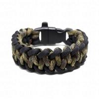 Sharkjaw Paracord Bracelet / Gelang Survival - High Quality - #02