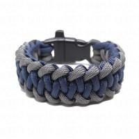 Sharkjaw Paracord Bracelet / Gelang Survival - High Quality - #01
