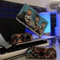 fit dock DORAEMON GTO Nintendo Switch dockable mika case / casing