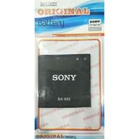 Baterai Sony BA950 Xperia ZR Original / Baterai Batre Batteri Original