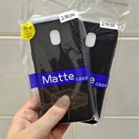 Samsung Galaxy J3 PRO 2017 BLACK MATTE CASE / Blackmatte Babyskin