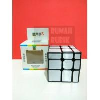 Rubik Mirror Moyu Mirror S Silver Rubik Murah