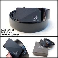 ikat pinggang pria CAKL SR127 premium sabuk cowok sabuk murah import