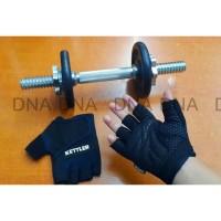 Sarung Tangan Fitness Gym KETTLER 0988 ORIGINAL