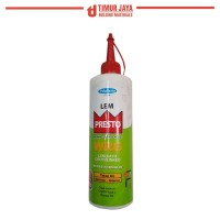 Waterproof Lem Putih Kayu Tahan Air Presto WRG 600 gram