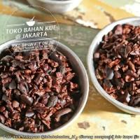 Produk Unggulan Pure Cocoa - Raw Cacao Nibs Biji Kakao Cokelat Murni