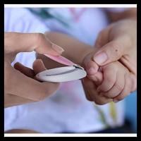 KRM 7Pcs / Set Alat Perawatan Kuku Bayi 700za