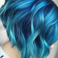 Dijual Colore Fresco - Tosca Color Cream Cat Pewarna Rambut Biru Hijau