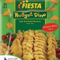 Fiesta Nugget Dino / Nugget Ayam