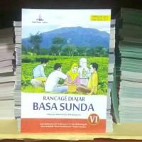 Basa Sunda Kelas 6 SD Kurikulum 2013 Revisi 2017 ( Pustaka Jaya )